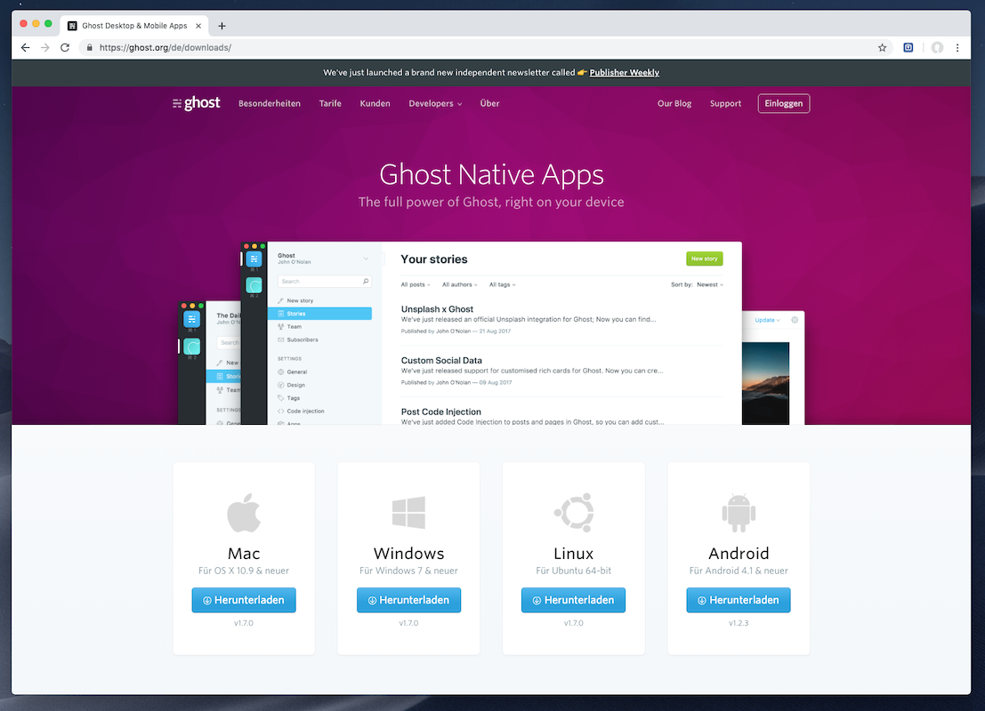 Ghost App Download